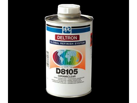 ΒΕΡΝΙΚΙ - PPG D8105 Ceramiclear