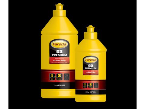 Αλοιφή επαναφοράς χρώματος  - αφαίρεση γρατσουνιών Farecla G3 Premium