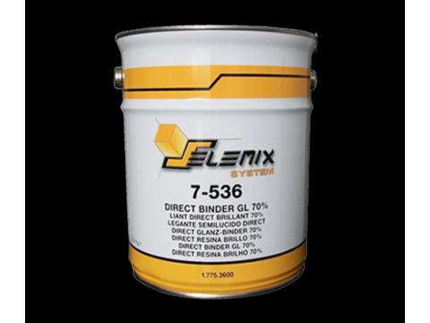 ΧΡΩΜΑ - SELEMIX 7-536 DIRECT 70% GLOSS