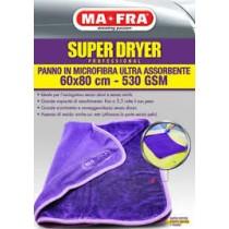 Πετσέτα στεγνώματος Μικροϊνας Super Dryer 60x80cm
